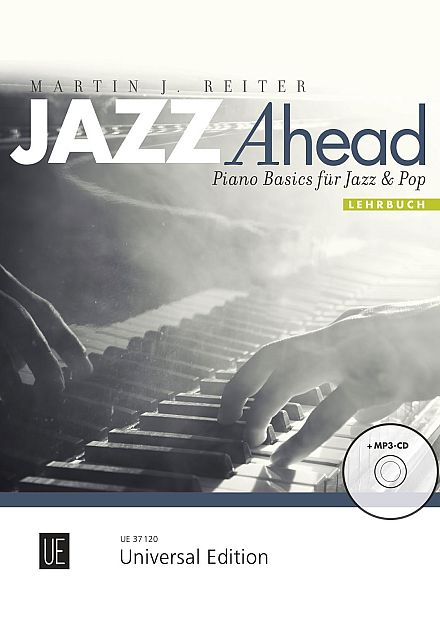 JAZZ AHEAD - Piano Basics für Jazz & Pop